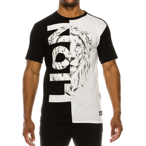 LION KING T-SHIRTS - BLACK