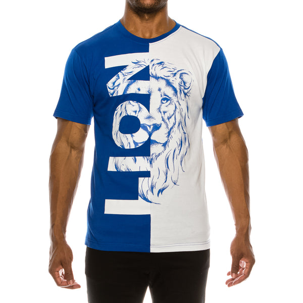 LION KING T-SHIRTS - BLUE