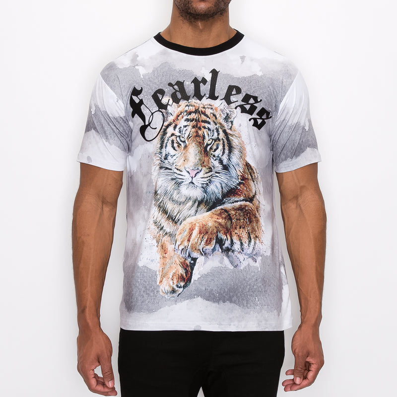 FEARLESS TIGER T-SHIRTS