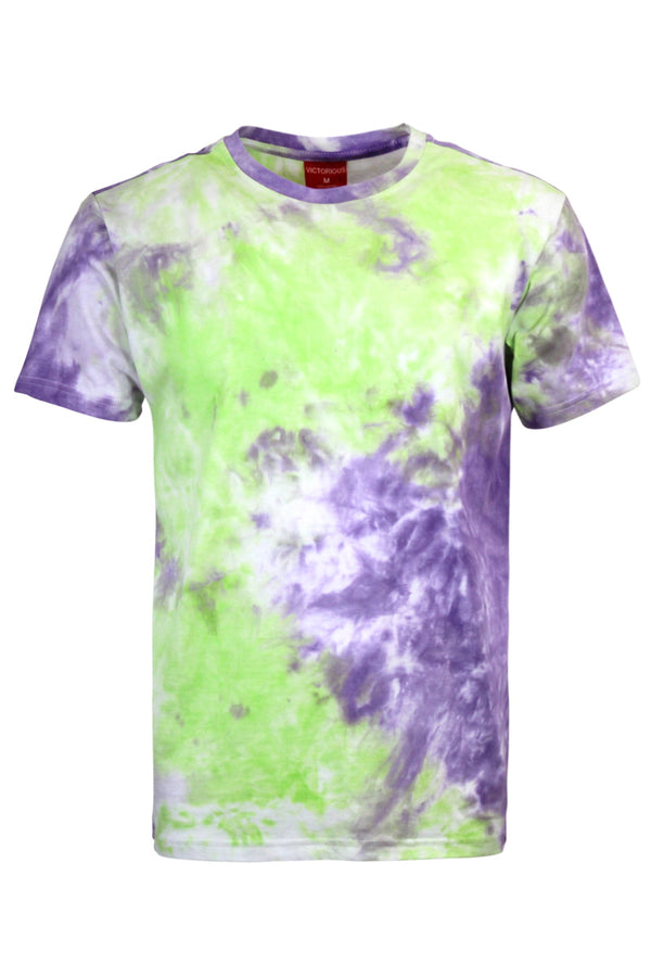 TIE DYE T-SHIRTS - PURPLE DREAM