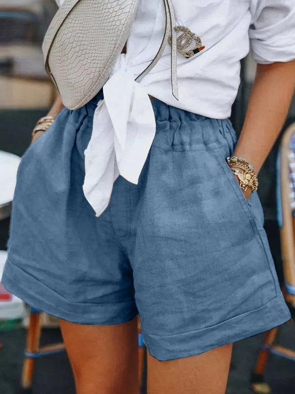 Women Summer Fashion casual Shorts