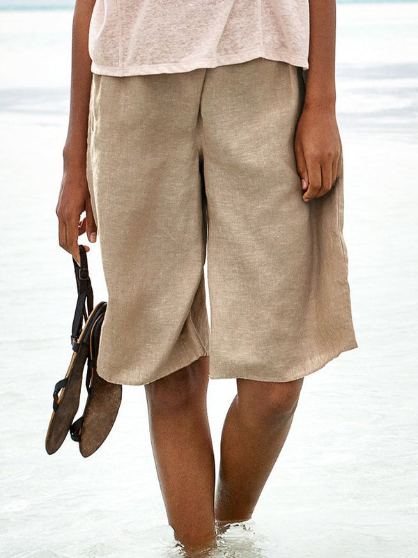 Boho Solid Pants