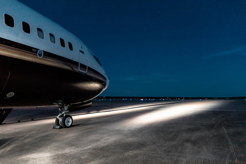 Boeing LED Lights in Action