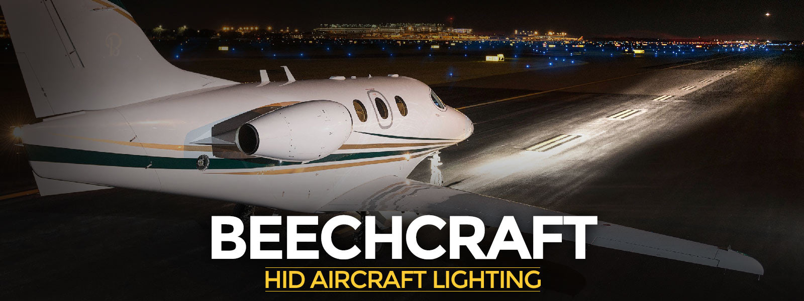Beechcraft Aircraft Lighting – Whelen Aerospace Technologies