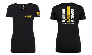 Womens WAT Runway T-Shirt