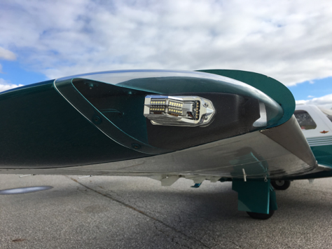 ORION™ 650E Series Embedded Forward Position / Anti-Collision Wingtip Lights