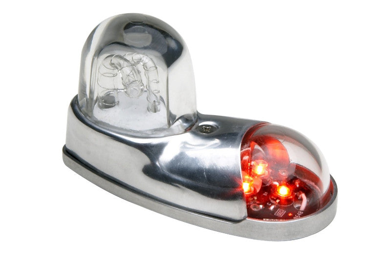 71110 Series Wingtip Strobe/LED Position Light 14v / 28v RFI Shielded