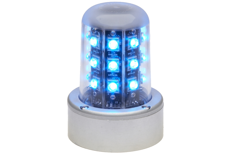 71460 Blue LED Flashing Identification Beacon