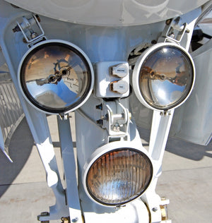 A715-1 Series Fixed Landing Light, Housing Only (Par 36)