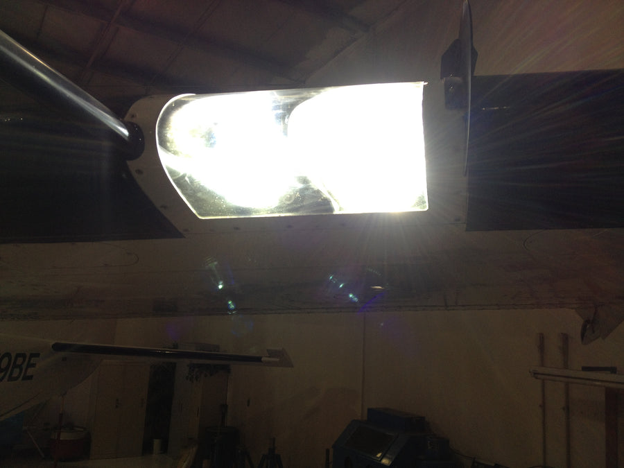 Wing Landing and Taxi Lights for Cessna Caravan