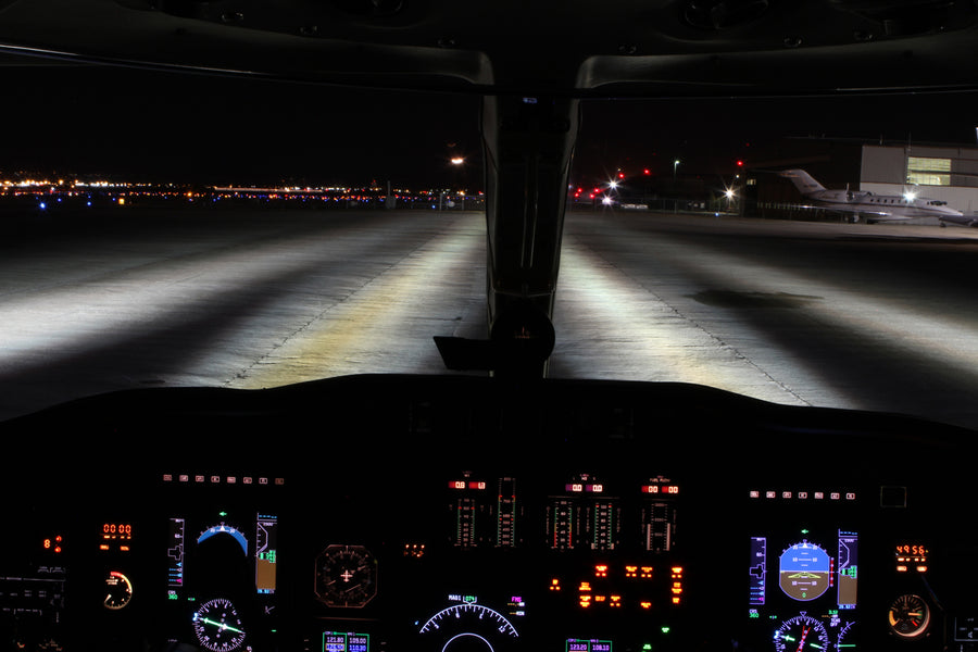 Landing Lights for Citation Model 680, 680A