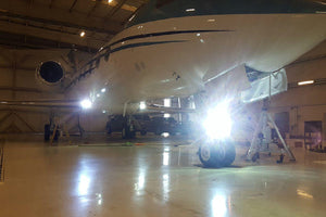 Mid-Cabin Series Landing Light for Gulfstream Aircraft