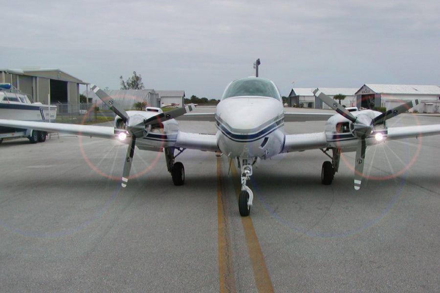 Nacelle Light Installation Kit for Beechcraft Baron