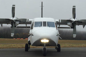 Landing and Taxi Lighting System for Casa C-212