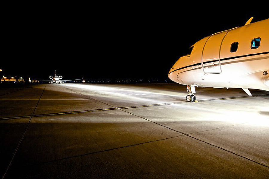 HID Wing Landing and Taxi Light COMBO for Challenger CL-600