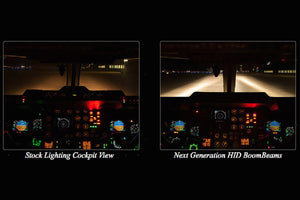 Wing Landing and Taxi Lights for Hawker 750, 800, 800XP, 850XP, 900XP, 1000