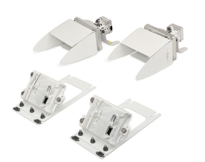 Slide in Tri-Tip Wingtip Landing Lights for Cirrus Aircraft