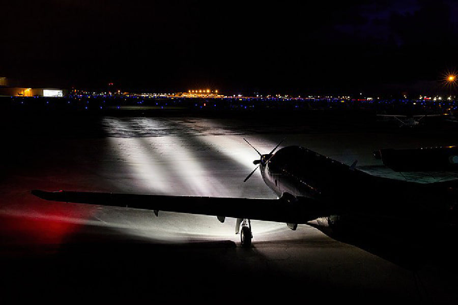 HID Recognition Light for Pilatus PC-12
