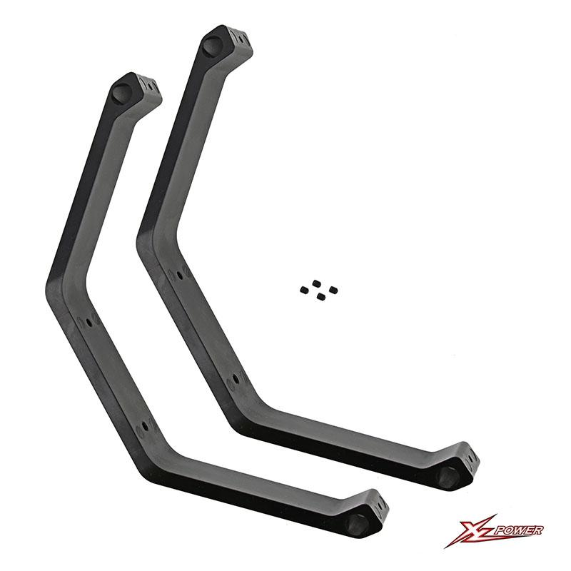 XL70B34 Landing Skid BLACK