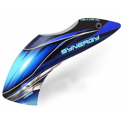 Synergy N556 Canopy  BLUE THUNDER Design