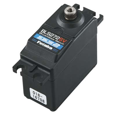 Futaba BLS272SV S.Bus2 High-Voltage Cyclic Helicopter Servo