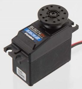 Futaba BLS274SV Brushless SBus2 Tail Servo (1520 uS Neutral)