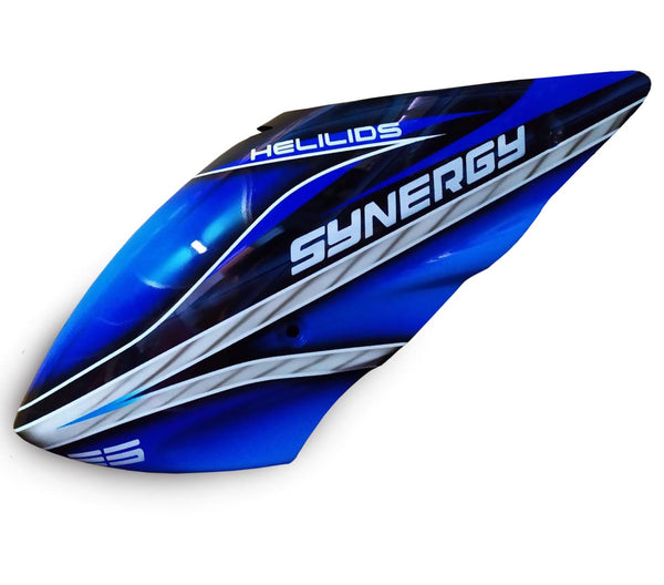 Synergy E5 Canopy BLUE THUNDER