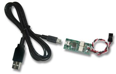 FUIM3 USB Interface Module for 2-way data communication.