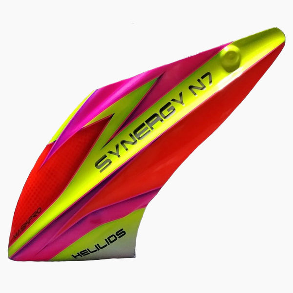 Synergy N7 RC Helicopter Canopy SWIFF