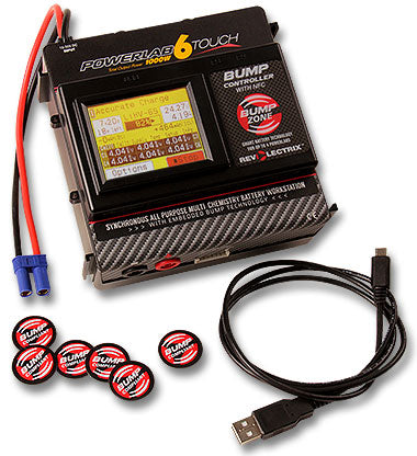PowerLab 6 Touch, 1000W, Multichemistry Battery Workstation with integrated Bump Controller