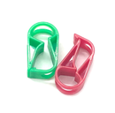 Fuel Line Clips Red/Green T6032