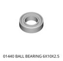 01440 Mikado Ball bearing 6x10x2.5
