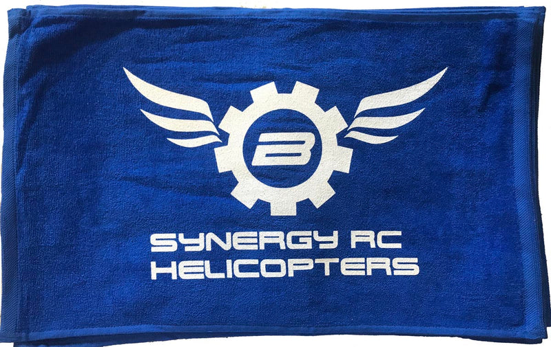 Synergy RC Pit Towel BLUE