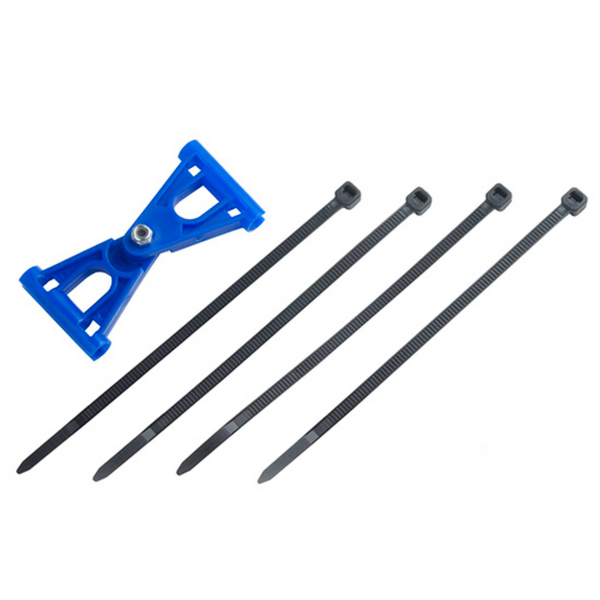 RJX Tail Support Reinforcement Blue (6mm Rod)