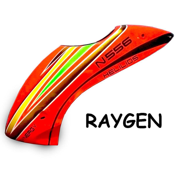 Synergy N556 Canopy RAYGEN Design