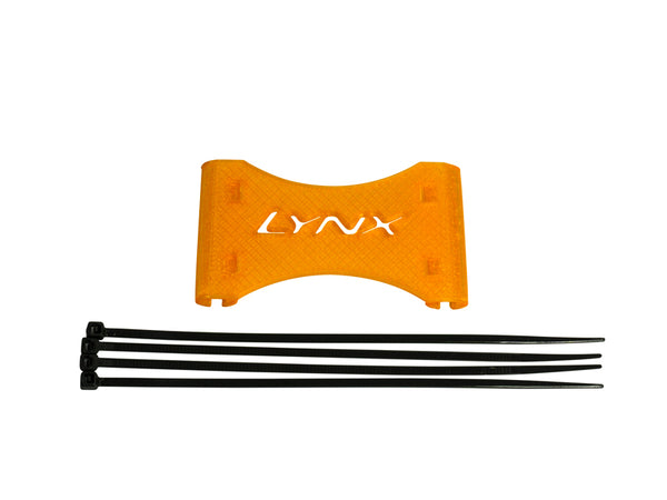 Lynx TPU Boom Brace Support Dampener Logo 700 ORANGE LX2634-1