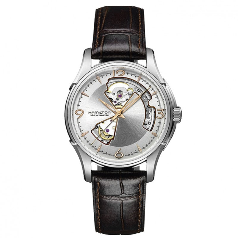 Montre Hamilton Jazzmaster Open Heart Automatique