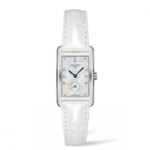 Montre Longines Dolce Vita Nacre et Diamants L55124872