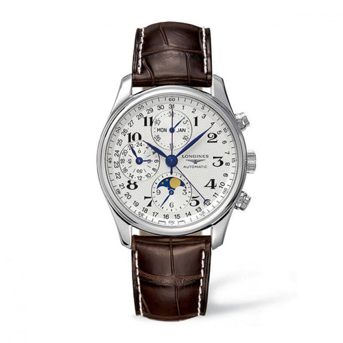 Montre Longines Master Collection Chrono GMT PdL Calendrier Perpétuel L26734783