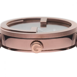 "Montre Gucci ""Interlocking"" PVD Bronze boitier"