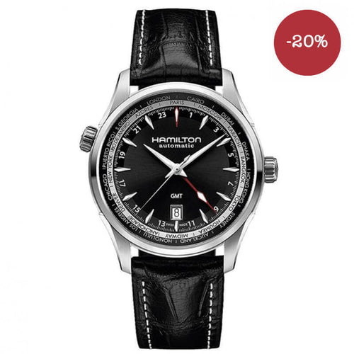 Montre Hamilton Jazzmaster GMT Automatique