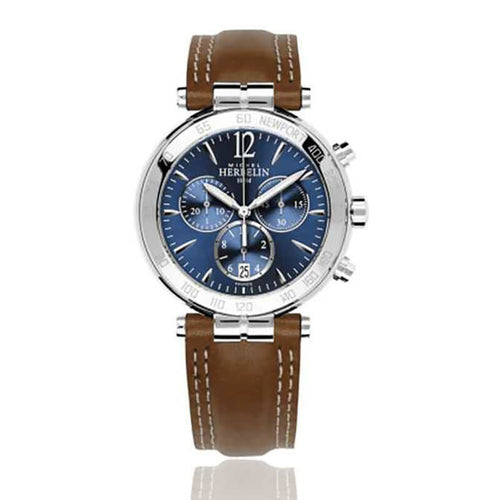 montre michel herbelin newport chronographe