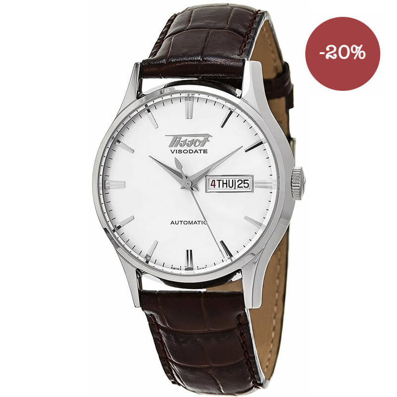 montre tissot heritage visiodate