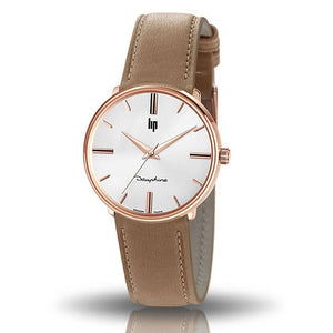 "Montre Lip Collection ""Dauphine"" 34mm"