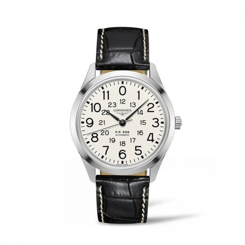 Montre Longines Héritage Railroad L28034230