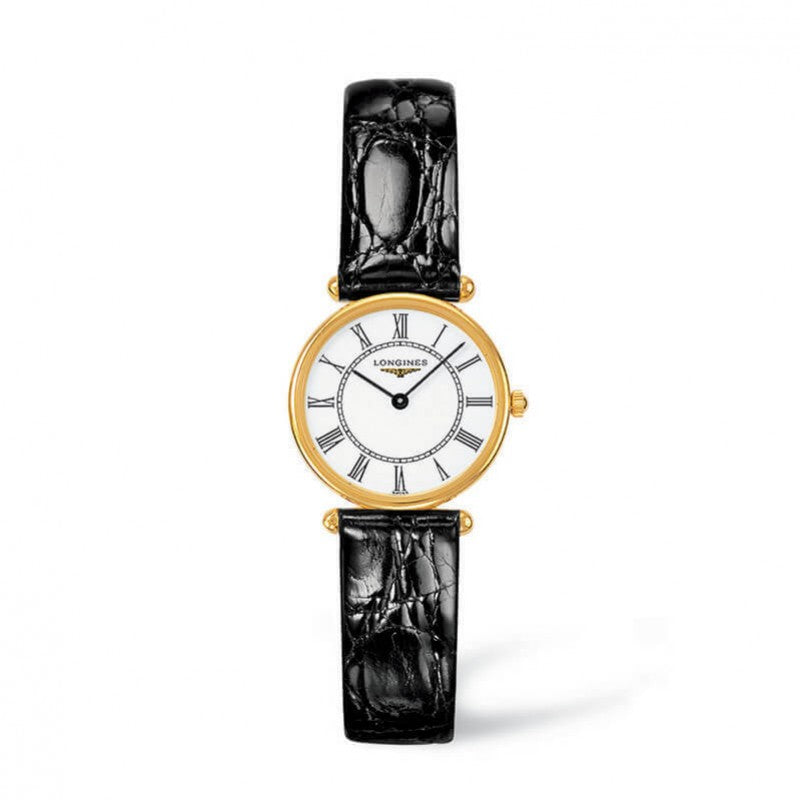 "Montre Longines ""Agassiz"" collection Grande Classique on or jaune massif 18 carats L41916110"