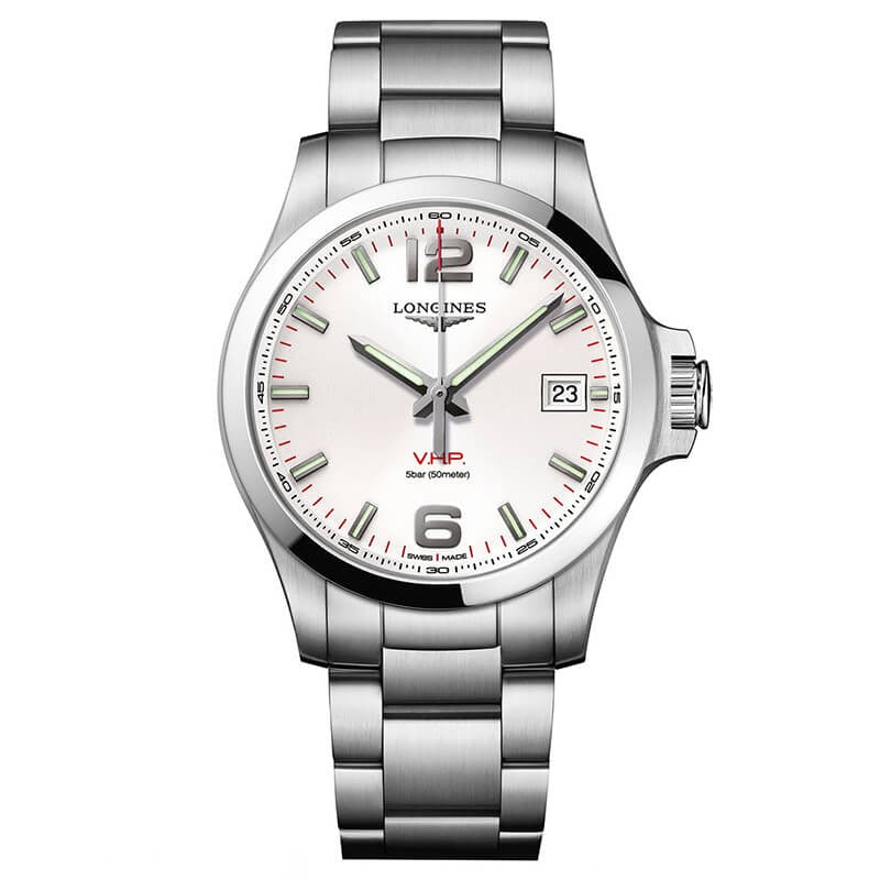 Montre Longines Conquest  Very High Precision (VHP)