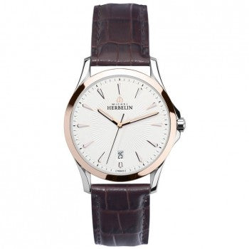 Montre Michel Herbelin Lyre PVD or rose