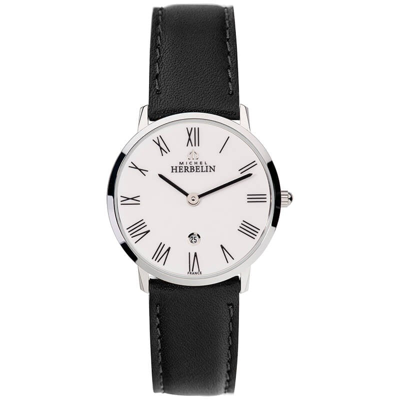 Montre Michel Herbelin City Extra plate