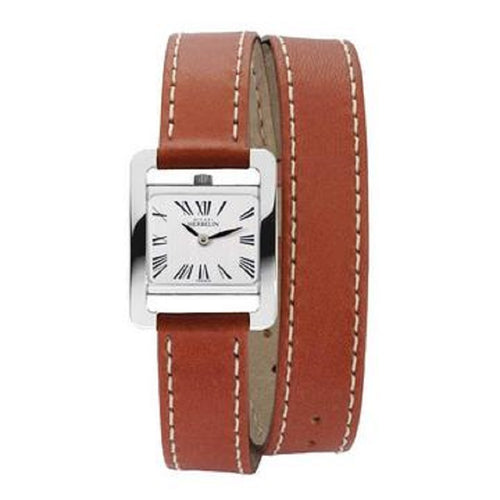 montre michel herbelin 5eme avenue bracelet double tour